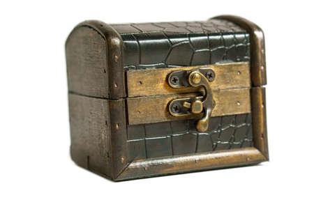 Isolated treasure chest 写真素材 - 167229188