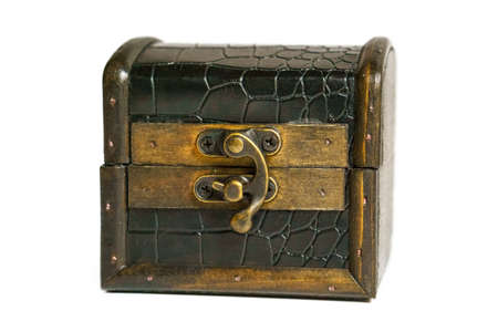 Isolated treasure chest 写真素材 - 167229198
