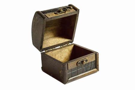 Isolated treasure chest 写真素材 - 167229200