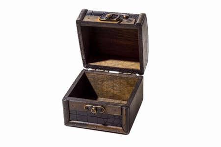 Isolated treasure chest 写真素材 - 167229204