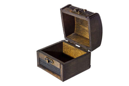 Isolated treasure chest 写真素材 - 167229210