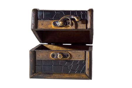 Isolated treasure chest 写真素材 - 167229212