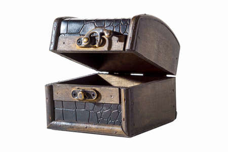 Isolated treasure chest 写真素材 - 167229217