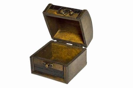 Isolated treasure chest 写真素材 - 167229225