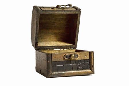 Isolated treasure chest 写真素材 - 167229228