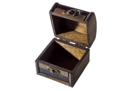 Isolated treasure chest 写真素材 - 167229229