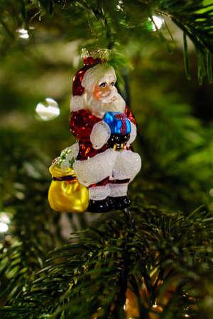 Christmas and Christmas Tree Decoration