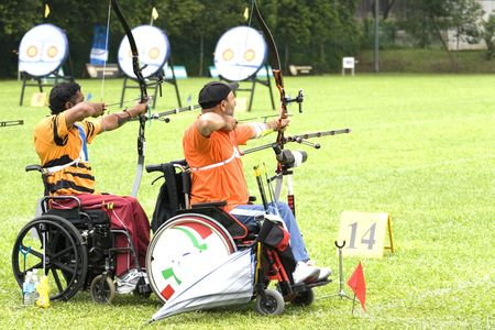 Archery for Disabled Persons photo