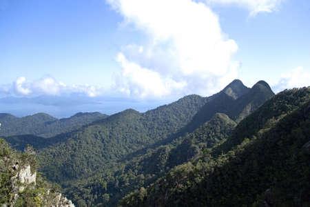 langkawi island: Langkawi Island Mountain Range