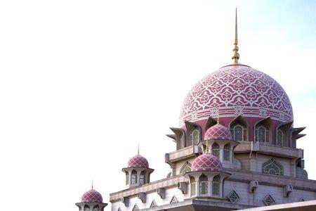 prayer tower: Moschea Putrajaya