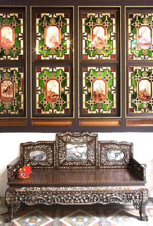 Vintage Chinese Furniture photo
