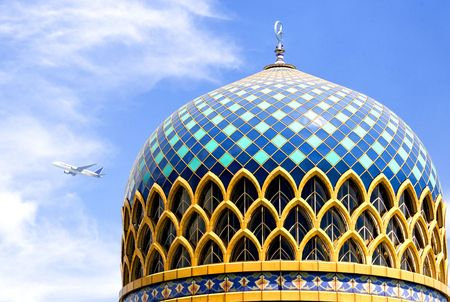 KLIA Mosque photo