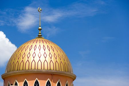 prayer tower: Setapak Mosque