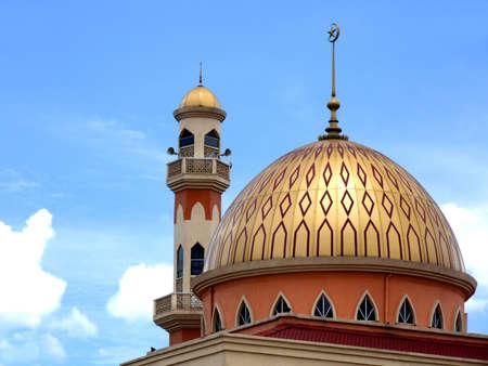 prayer tower: Setapak moschea
