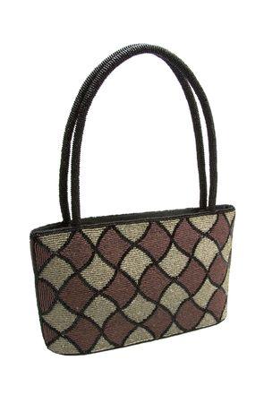 beaded: Beaded Hand Bag