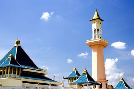 tabernacle: Al-Alam Mosque