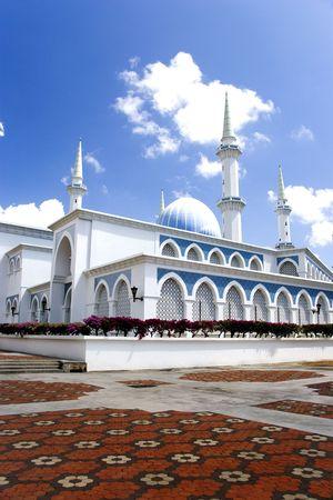 prayer tower: I Sultan Ahmad Stato moschea