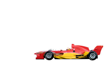 A1 Grand Prix Racing Car Stock Photo - 871744