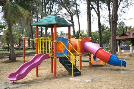 Childrens' Playground Stock Photo - 884878