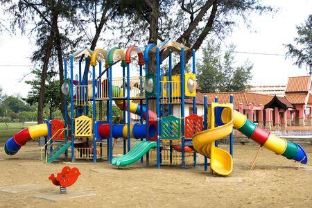Childrens' Playground Stock Photo - 884879