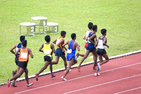 steeplechase: Mens 3000 Meters Steeplechase