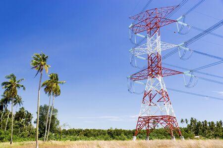 abastecimiento: Electricidad Pylon