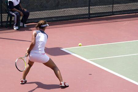 junior: Junior Ladies Tennis