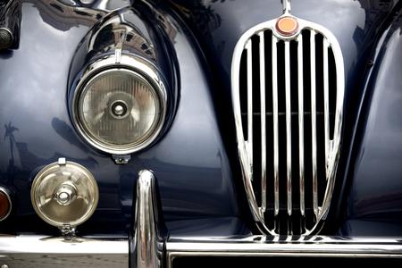 Vintage Motorcar. Editorial