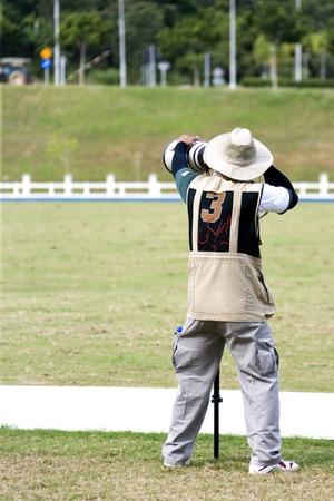 Sports Photographer Stock Photo - 1657568