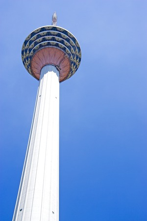 lumpur: Telecommunications Tower Editorial