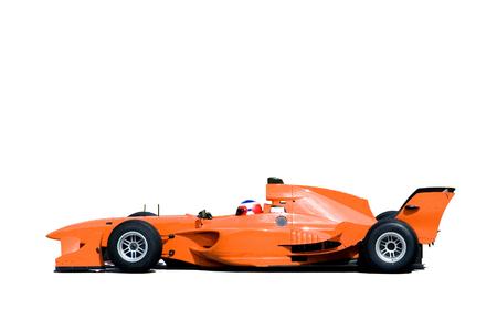 formula one racing: Grand Prix Car