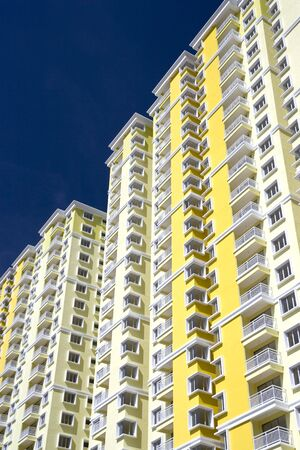 Image of a new apartment for sale in Malaysia. photo