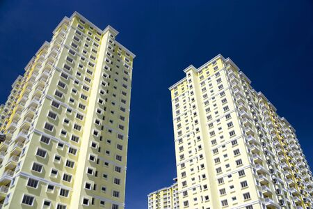 Image of a new apartment for sale in Malaysia. Stock Photo - 2826687