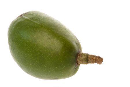 tahitian: Isolated image of a Tahitian Apple.