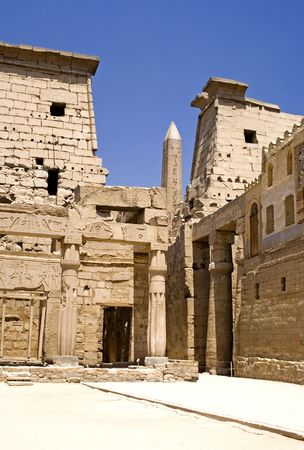 majesty: Image of the Temple of Luxor, Luxor, Egypt.