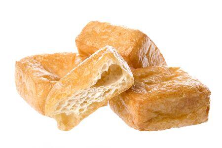 powszechnie: Pojedynczo lub obraz beancurd powszechnie znany jako tofu.