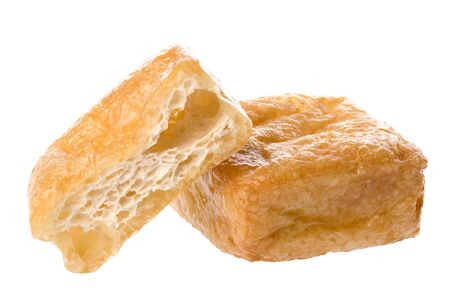 beancurd: Isolated image of beancurd or commonly known as tofu.