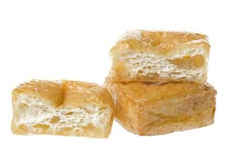 powszechnie: Pojedyncze obraz beancurd lub powszechnie znany jako tofu.