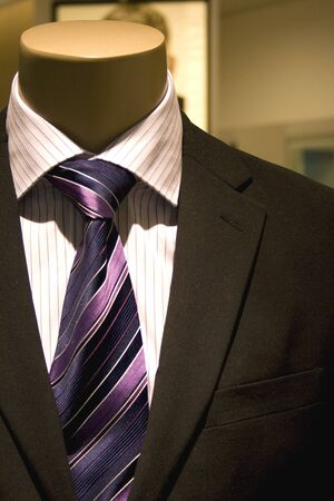 Image of a men's clothing in a shop in Malaysia.