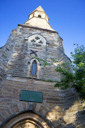 congregational: St. Andrews Congregational Church, Sydney, Australia.