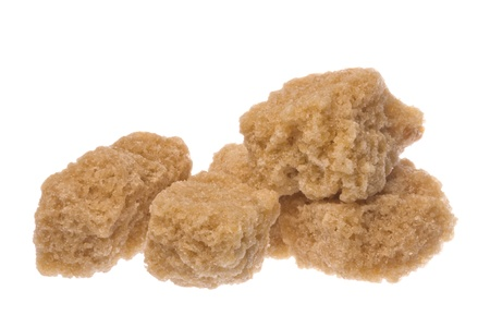 Image of honeycomb sugar. photo