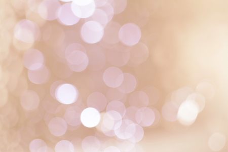 Soft blurred sweet pink bokeh background Stock Photo
