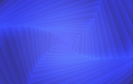energetic: Blue twisted energetic square abstract background
