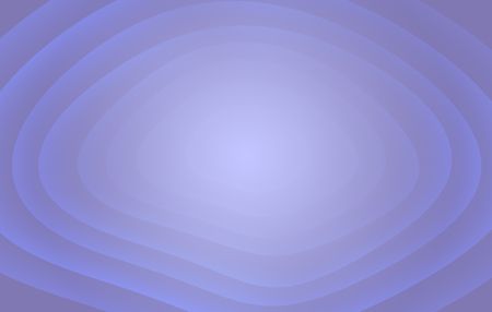 excite: Blue circle shaped lines abstract background Stock Photo