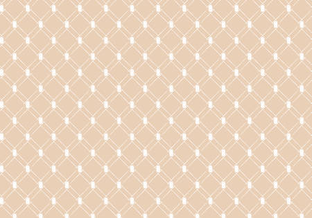 earth tone: Seamless pattern square with flowers earth tone vintage abstract background Illustration