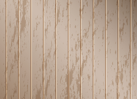 brown wood: Brown wood texture background, vector illustration