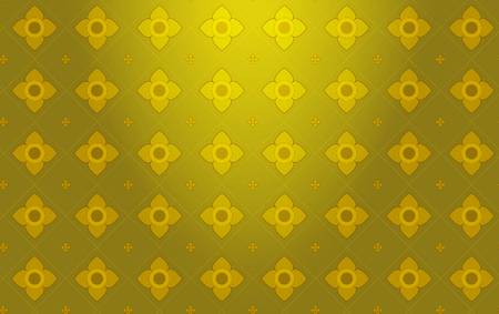 Thai vintage pattern vector abstract background with spotlight