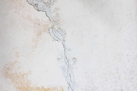 Old dirty cracked grunge cement wall texture abstract background Stock fotó - 153961183
