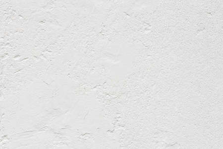 Vintage grunge rough white cement wall texture abstract background Stock fotó - 156223070