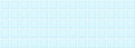 Light blue ceramic tiles texture abstract background vector
